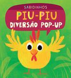 Livro - Sabidinhos : Piu-piu diversão pop-up