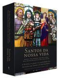 Livro - Santos Da Nossa Vida (Box)