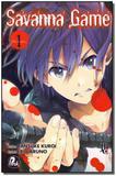 Livro - Savanna Game - 01 Temp. - Vol.01 - Jbc