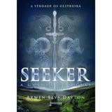 Livro - Seeker - A guerra dos clãs