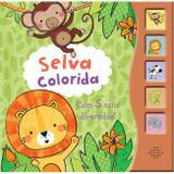 Livro - Selva colorida