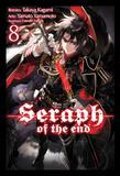 Livro - Seraph Of The End - Volume 8