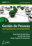 Livro - Série MBA - Gestão de Pessoas - Gestão de Pessoas nas Organizações Contemporâneas