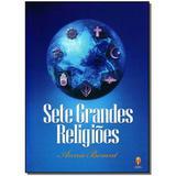 Livro - Sete Grandes Religioes - Teosofica