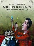 Livro - Sherlock Holmes e o caso da jóia azul