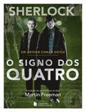 Livro - Sherlock - O signo dos quatro
