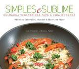 Livro - Simples e sublime