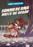 Livro - Sonho de uma noite de verão (Mangá Shakespeare)