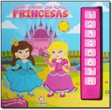 Livro Sonoro Com Rimas - Princesas - Blu editora