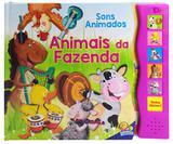 Livro - Sons animados: Animais da fazenda