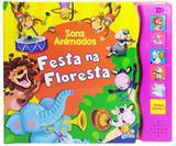 Livro - Sons animados: Festa na floresta