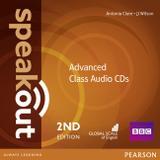 Livro - Speakout Advanced 2Nd Edition Class CDs (2) (British English)