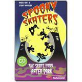 Livro - Spooky Skaters - Moderna