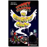 Livro - Spooky Skaters The Graffiti Ghost - Com Cd - Moderna