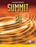 Livro - Summit 2A Split: Student Book With Activebook And Workbook