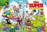 Livro - Super Almanaque Turma da Mônica Vol. 1