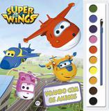 Livro - Super Wings - Voando com os amigos