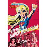 Livro - Supergirl na Super Hero High