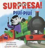 Livro - Surpresa! Piuí-piuí