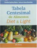 Livro - Tabela centesimal de alimentos diet & light