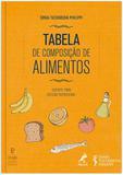 Livro - Tabela de composição de alimentos