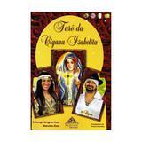 Livro - Tarô da Cigana Isabelita - Ruiz - Florence