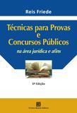 Livro - Técnicas para provas e concursos públicos