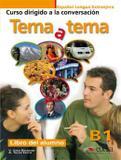 Livro - Tema A Tema B1 - Libro Del Alumno - Curso De Conversacion - Ede - edelsa (anaya)