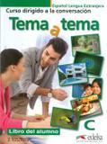 Livro - Tema A Tema C - Libro Del Alumno - Ede - edelsa (anaya)
