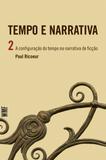 Livro - Tempo e narrativa - vol. 2 - a configuração do tempo na narrativa de ficção