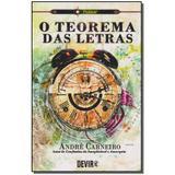 Livro - Teorema Das Letras, O - Devir