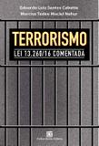 Livro - Terrorismo lei 13.260/16 comentada