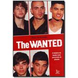 Livro - The Wanted - A Historia Da Banda Mais Proc. Do Pla - Matrix
