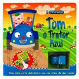 Livro Tom O Trator Azul Vale Das Letras