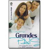 Livro - Tornando-Se Grandes Pais - Cpad