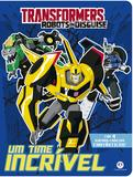 Livro - Transformers Robots in Disguise - Um time incrível