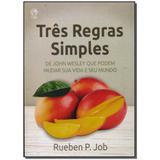 Livro - Tres Regras Simples - Cpad