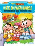 Livro - Turma da Mônica e Monteiro Lobato - O Sítio do Picapau Amarelo