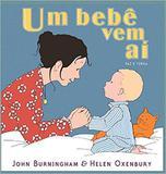 Livro - Um bebê vem aí