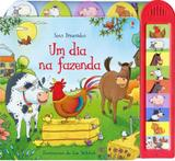 Livro - Um dia na fazenda : Sons divertidos