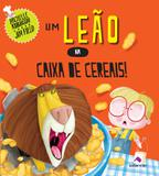 Livro - Um leão na caixa de cereais