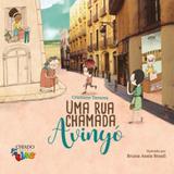 Livro - Uma rua chamada Avinyó
