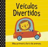 Livro - Veículos divertidos