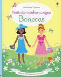 Livro - Vestindo minhas amigas : Bonecas