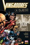 Livro - Vingadores: A Queda