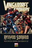 Livro - Vingadores Sombrios: Reinado Sombrio