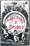 Livro - Violetas e pavões
