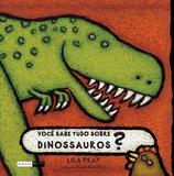 Livro - Você sabe tudo sobre dinossauros?