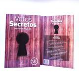 Livro Votos Secretos: Como Identifica-los - Dom Cipriano Chagas, OSB - Emanuel