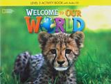 Livro - Welcome to Our World 3